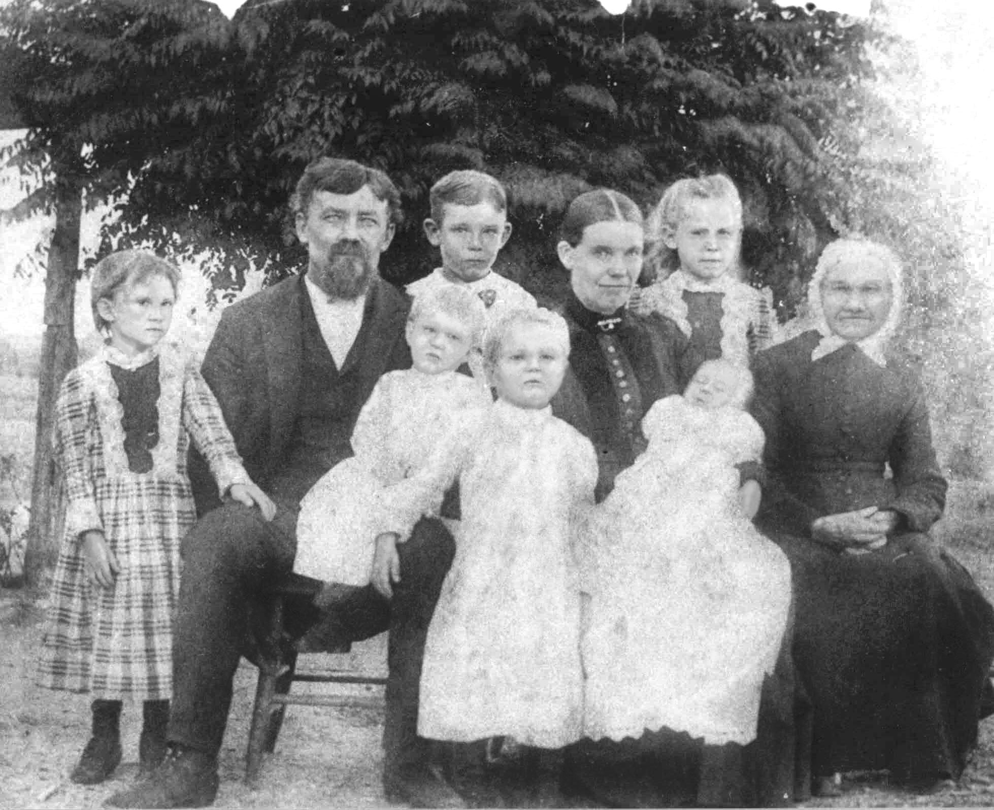 Evan Rohne S Family